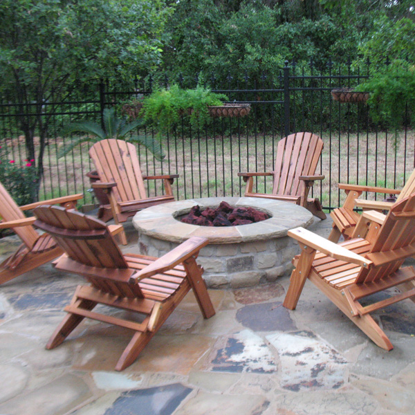 Fireplaces Firepits Creative Boundaries - Patio furniture dallas 2