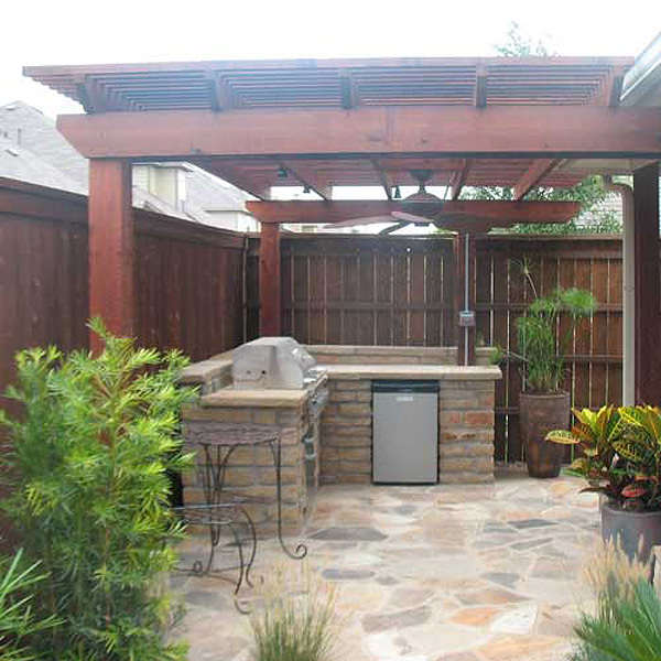 New Orleans Outdoor Kitchens Contractor: Outdoor Kitchens And Bars