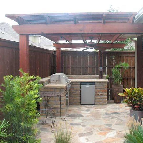 outdoor-kitchens-dallas-5 - Creative Boundaries